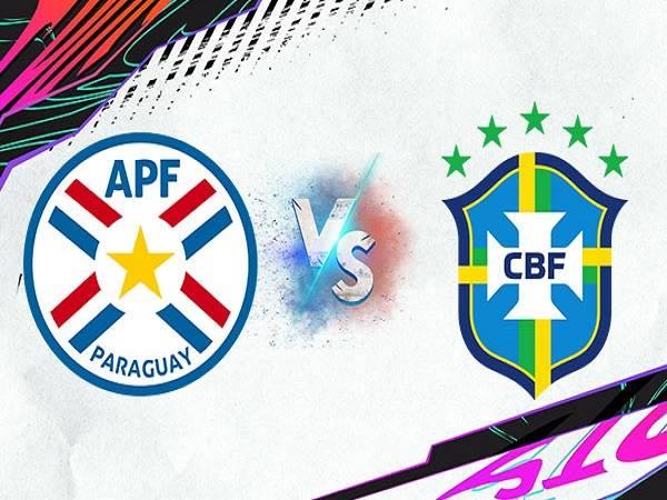 Nhận định, soi kèo Paraguay vs Brazil, 07h30 ngày 09/06/2021