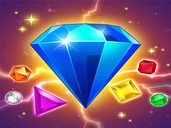 Bejeweled - Game popcap hay