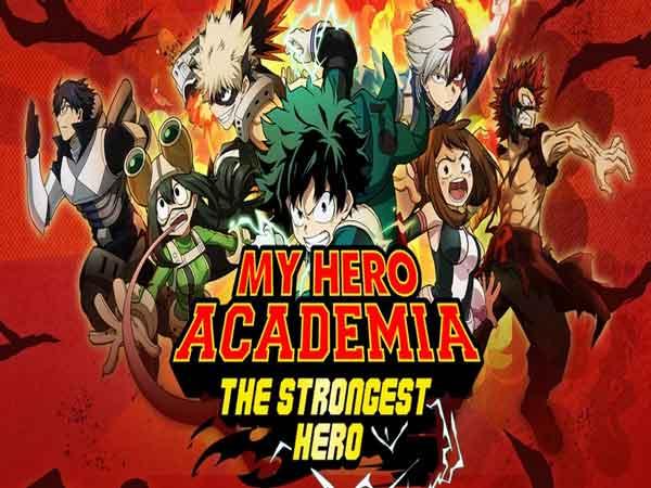 MHA:The Strongest Hero - Game Anime hay nhất 2021