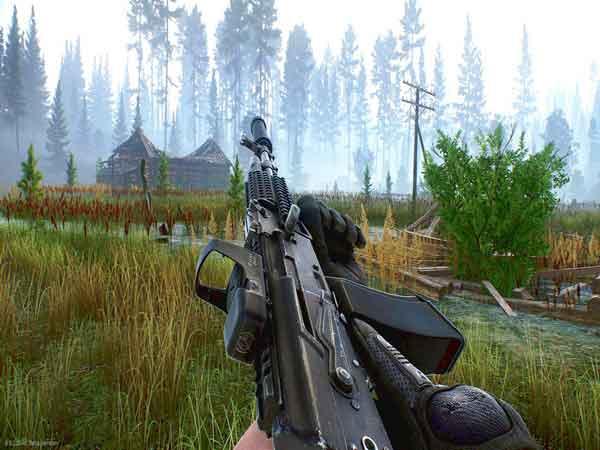 Escape from Tarkov - Game bắn súng hay nhất 2021