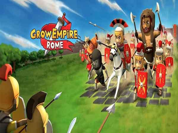 Grow Empire: Rome - game chiến thuật hay nhất