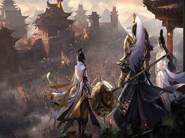 Võ Lâm Truyền Kỳ - game kiếm hiệp Mobile hay nhất 2021