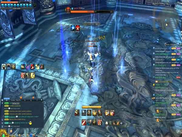 Game nhập vai online PC Blade & Soul