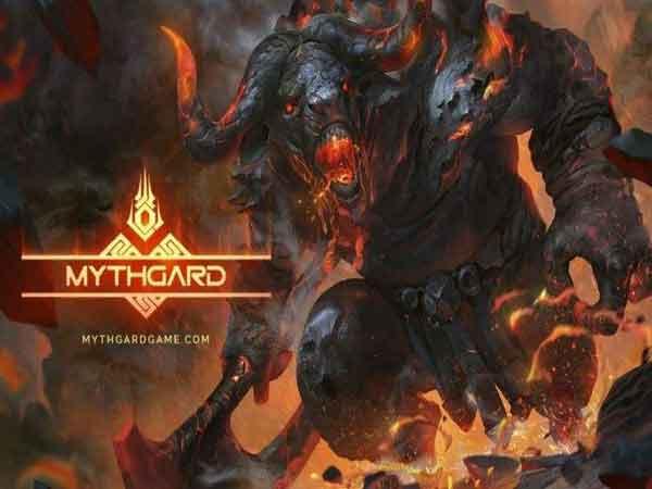 Mythgard - game thẻ bài hay nhất 2021