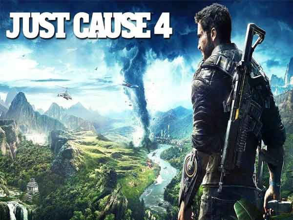 Game thế giới mở - Just Cause 4