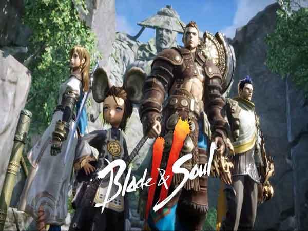 Blade & Soul - game mmorpg hay nhất 2021