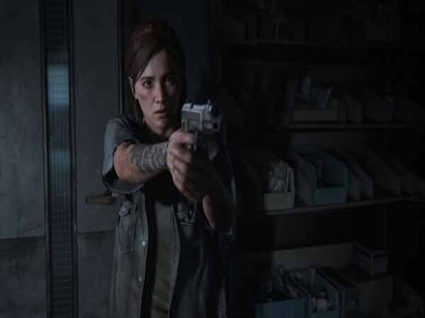 Game bắn zombie - The Last of Us
