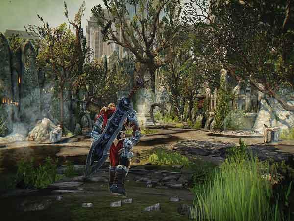 Game chặt chém Darksiders: Warmastered Edition