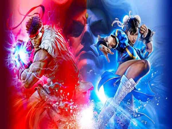 Game đối kháng Street Fighter V