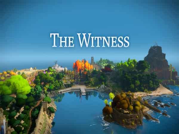 Game giải đố The Witness
