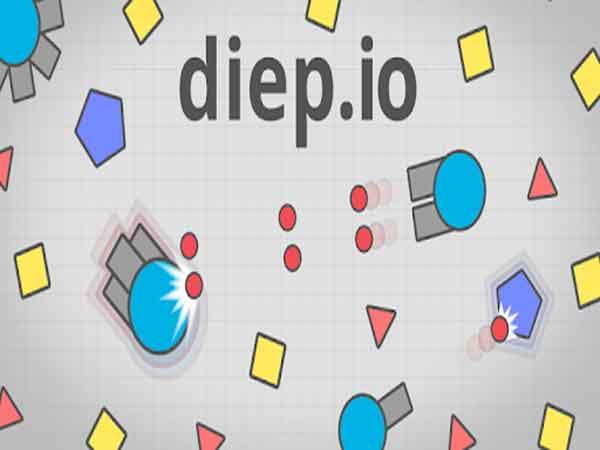 Diep.io - Game io hay nhất 2021