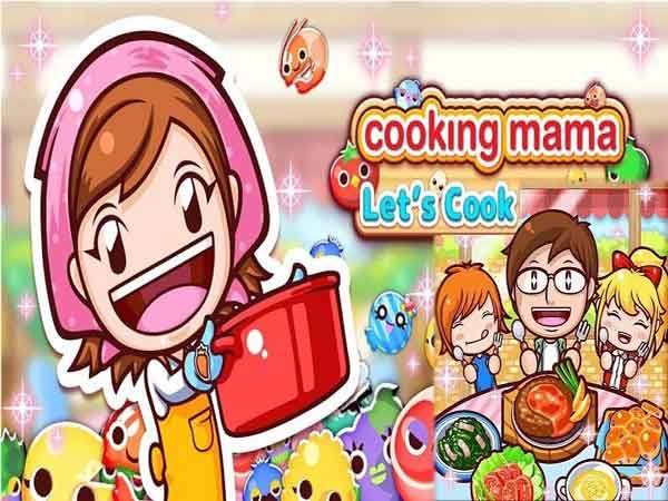 Game nấu ăn hay nhất - Cooking Mama Let's Cook!