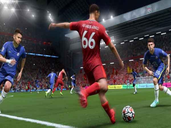 Game PR4 hay - FIFA 22